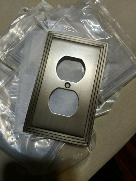 Open box Outlet Cover Wall Rocker Oil Rubbed Bronze Finish $5.99