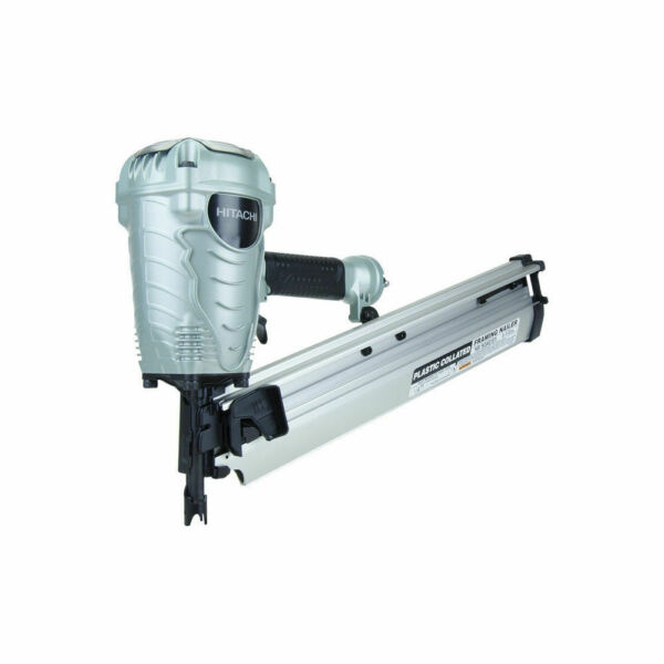 2 in. to 3 1 2 in. Collated Framing Nailer NR90AES1 Recon Hitachi $36.99