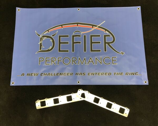 Defier Performance Hellcat Supercharger Adapter Plates For 5.7 6.1 6.4 Hemi