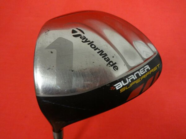 TAYLORMADE Burner Superfast 1.0 10.5° Ladies Driver LH Left Handed Women#x27;s Flex