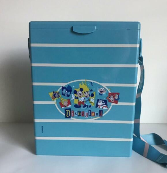 Disneyland 65th Anniversary Retro Popcorn Bucket NEW $39.99
