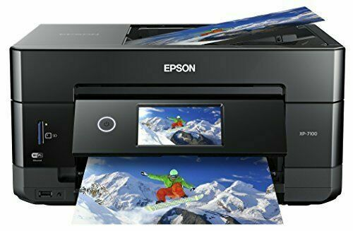 New Epson Expression Premium XP 7100 all in one Printer