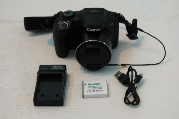📷 Canon 📷 PowerShot SX530 HS Digital Camera w 50X Optical Zoom Wi Fi amp; NFC ✅