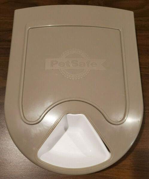 PetSafe 5 Meal Timed Automatic Pet Feeder Indoor Dogs or Cats Battery Operated $26.99