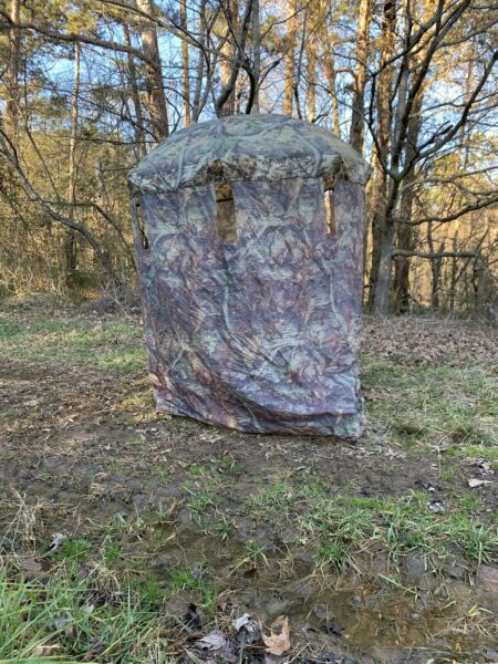 Portable Ground Hunting Blind brand New