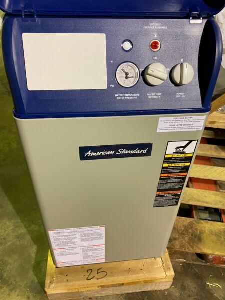 American Standard AGBWF090A93AVAA Natural Gas Hot Water Boiler $1799.95