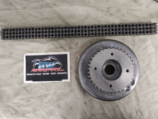 Harley Sportster Stator rotor With chain and sprocket 32413 92 $65.00