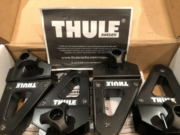 Thule No. 503 Load Stops adjustable Load Support Brand New In Box Set Of FOUR 4 $149.00
