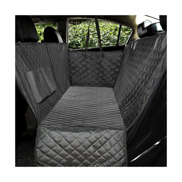 Honest Luxury Quilted Dog Car Seat Covers 3.15 Pounds Anti slip Effectively $39.40