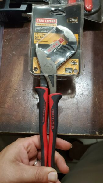 Craftsman Professional 10 1 2quot; Arc Joint Pliers made in USA RARE # 45766