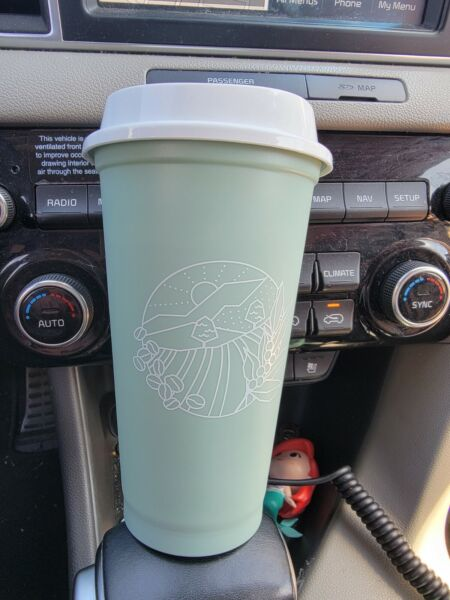New Spring 2021 Starbucks Coffee Reusable Recyclable Hot Cup