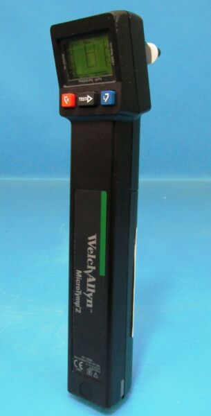 Welch Allyn MicroTymp 2 Tympanometer