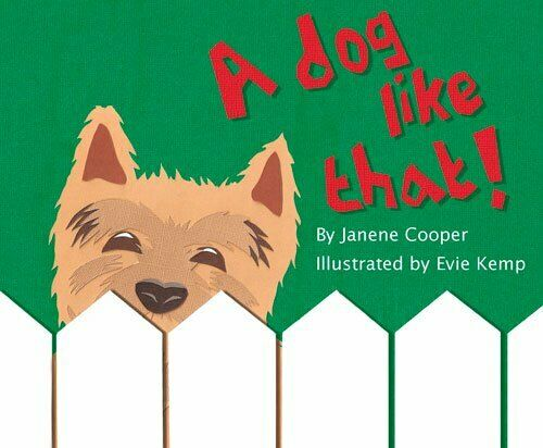 A Dog like That That Dog Hardcover Book $5.99