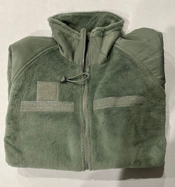 US Military Polartec Gen III Fleece Jacket Foliage Green