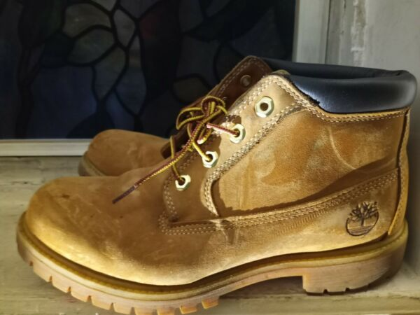 USED Timberland Boots for Men Size 8 $45.00