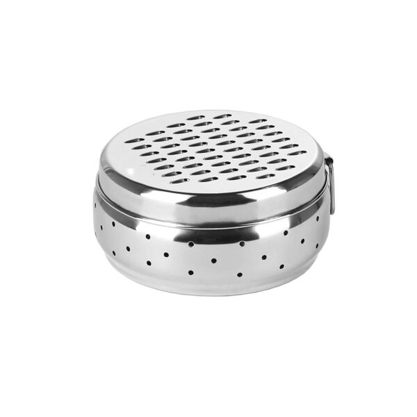 Stainless Steel Vegetable Grater With Storage Container