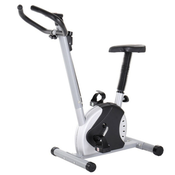 New Stationary Exercise Bicycle Indoor Bike Cardio Health Cycling Home Fitness $89.99