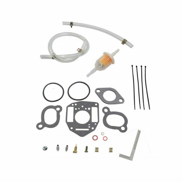 Carburetor Rebuild Kit Replace John Deere ONAN P216 P218 P220 Nikki Carburetor