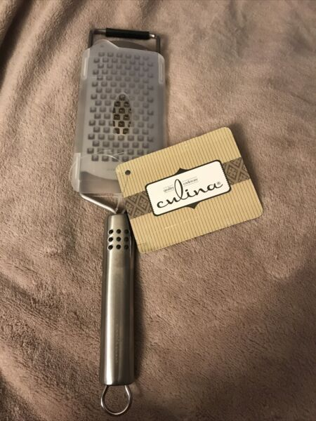 Culina Stainless Steel Grater