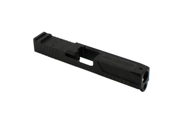 Black KMT Slide for Glock 19 w RMR Cut out G19 Gen1 3 P80 940c Glock BLK $199.99