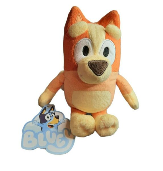 Bluey Friends Bingo Plush Dog 8quot; Moose Toys New With Tags $15.89
