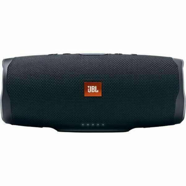 JBL Charge 4 Portable Wireless Bluetooth Speaker Black JBLCHARGE4BLKAM US.