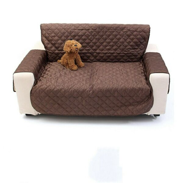 Seat Sofa Cover Couch Loveseat Slipcover Pet Dog Furniture Protector Waterproof $24.30