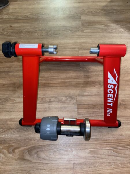 Cycling Trainer Stand Indoor Trainer Ascent Mag for Bicycle $65.00