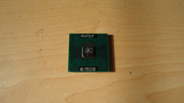 Intel Core 2 Duo Mobile T6600 2.2GHz 2MB 800MHz CPU Processor $10.00