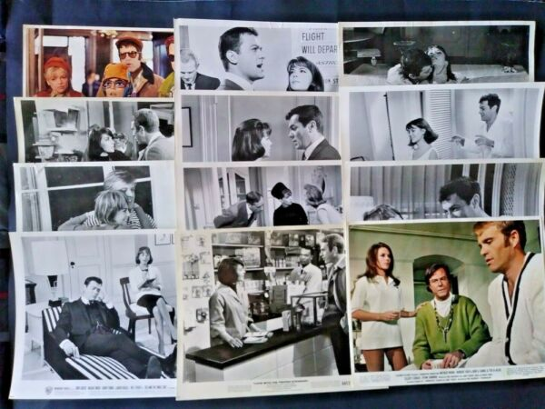 For you Natalie Wood fans: A lot of 12 Stills From Her Movies. Two in Full Color $18.40