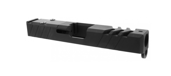 Tac19 Slide for Glock 19 w RMR Cut out G19 Gen1 3 P80 940c Glock BLK $219.99