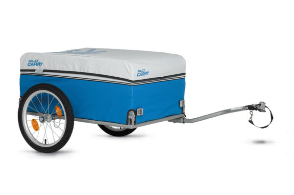 Raleigh XLC bike cargo trailer NEW in UK stock now easy tow foldable frame GBP 229.00
