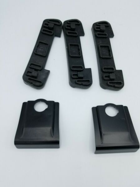 NEW Yakima Rack Q Tower Clips Q111 Q 111 With F Pads Part # 800711 $79.00