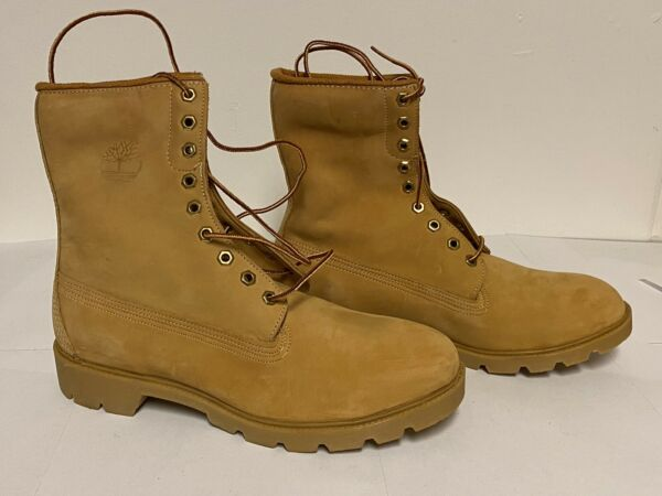 Vintage Timberland boots $94.99