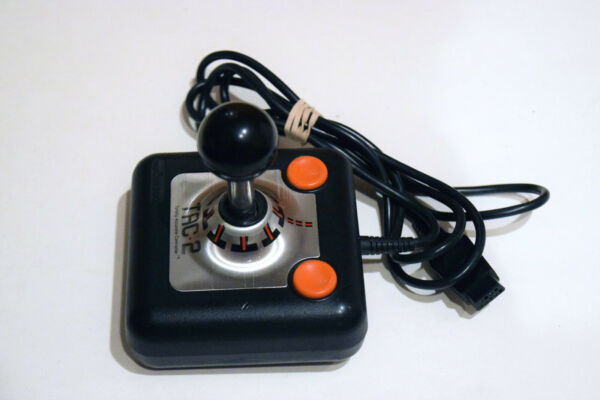 TAC 2 Joystick Controller Suncom for Atari 2600 Console Video Game System $48.08