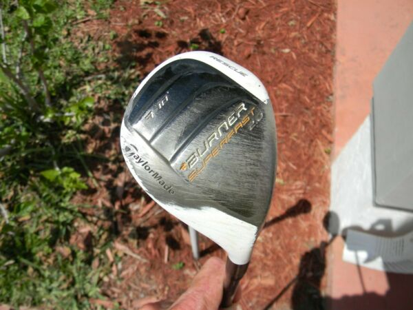 Taylormade Burner Superfast 2.0 # 3 hybrid 18 degree Regular Flex No H C