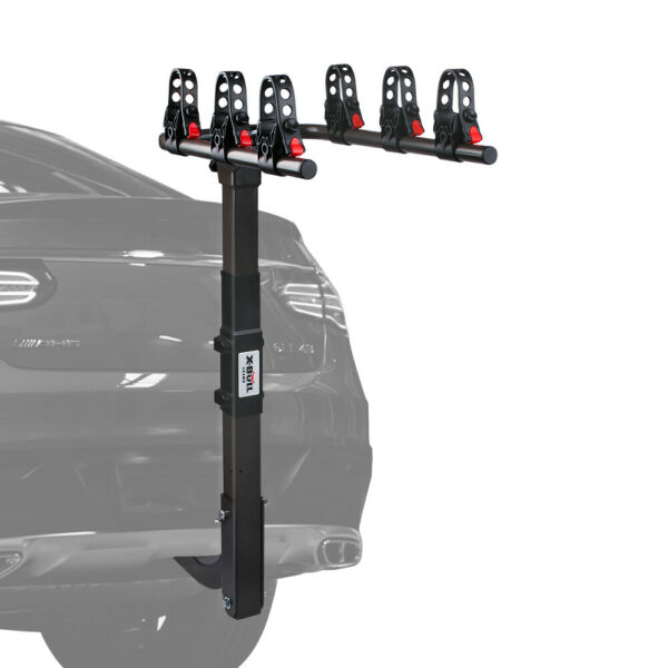 3 Bike Carrier Rack Hitch Mount 2quot; Swing Down Receiver Bicycle For Car SUV Truck $89.90