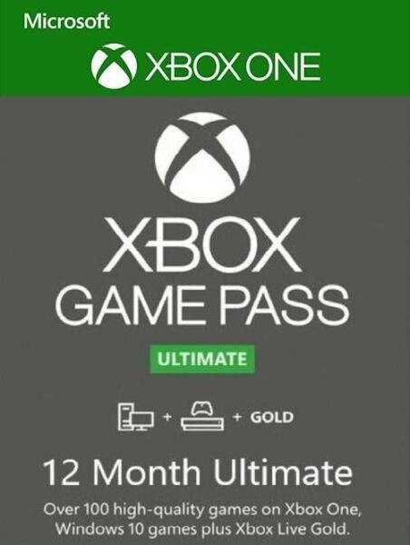 METHOD 12 Month Ultimate Game Pass Live Gold NO CODE Instant Delivery 24 7 $1.19