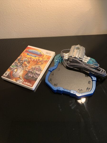 Skylanders Superchargers Racing for Wii with Portal