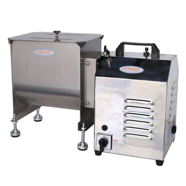 New Hakka Electric 40 Pound 20 Liter Commercial Sausage Mixer with Motor Machine $599.99