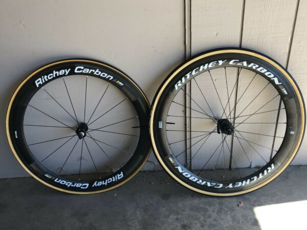Ritchey WCS Carbon Tubular Wheelset with DT Swiss 350 Shimano 11 Speed $600.00