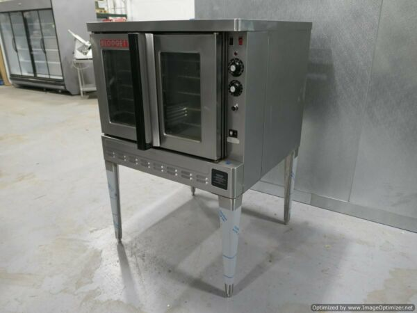 2016 Blodgett Zephaire Natural Gas Full Size Bakery Depth Convection Oven $2795.00