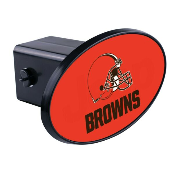 CLEVELAND BROWNS NFL TOW HITCH COVER car truck suv trailer 2quot; receiver plug cap $16.95