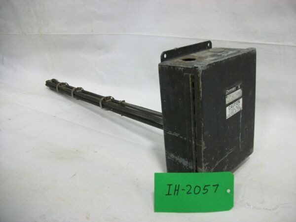 Used Immersion Heater Chromalox Immersion Heater Immersion Heater $199.00