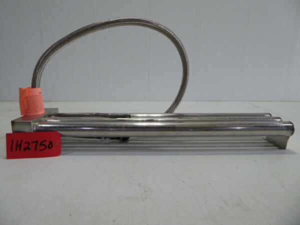 Used Immersion Heater Stainless Steel Immersion Heater IH2750 $1250.00