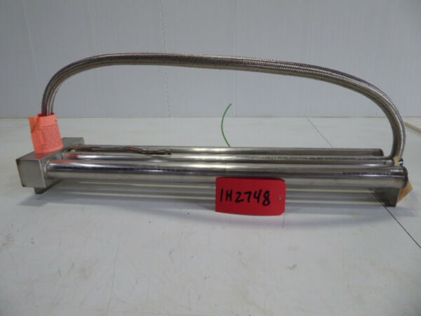 Used Immersion Heater Stainless Steel Immersion Heater IH2748 $1250.00