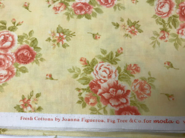 Fresh Cottons by Joanna Figueroa Fig Tree for Moda Quilt Fabric OOP HTF