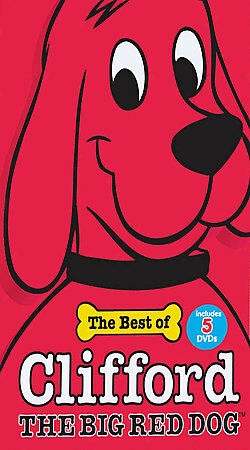 The Best of Clifford: The Big Red Dog $17.09