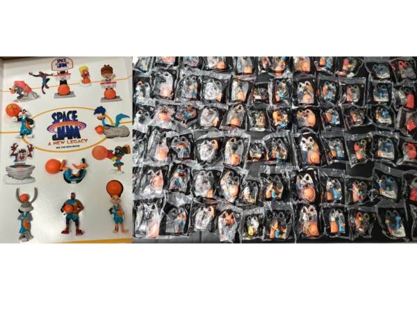 McDONALD#x27;S 2021 SPACE JAM PICK YOUR TOYS OR THE SET ON HAND $5.99