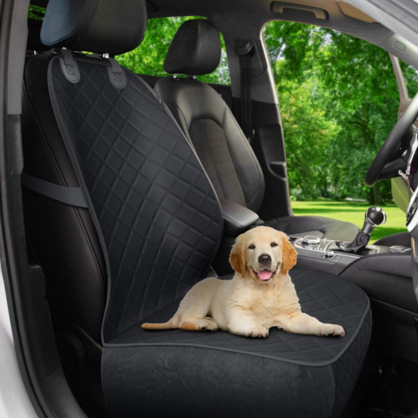 Active Pets Front Seat Dog Cover Durable Protector against Mud amp; Fur Waterproof $31.99